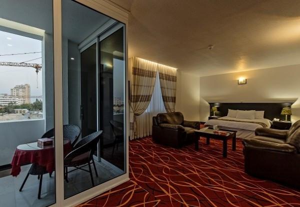 هتل سان رایز