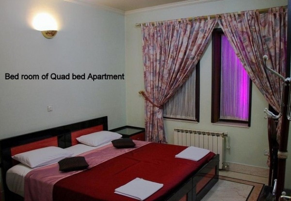 هتل آپارتمان هشت بهشت