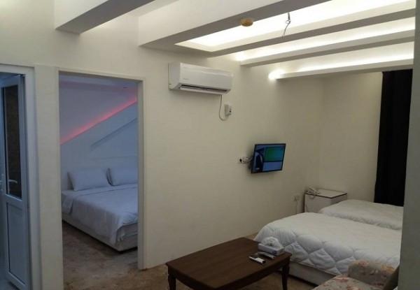 هتل آپارتمان سفید