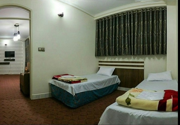 هتل آپارتمان فردوس