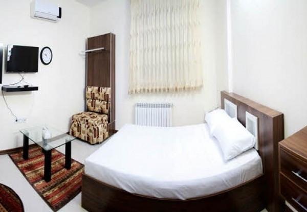 هتل آپارتمان آروین