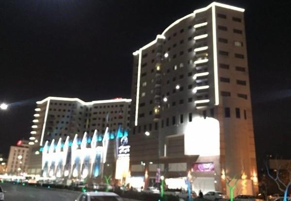 هتل آپارتمان حریرستان